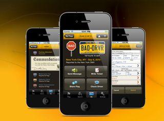 Drivemecrazy-iphone-app