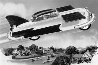 Frank-R-Paul-atomic-flying-car