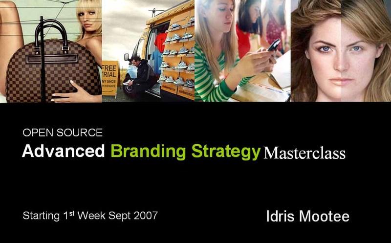 Brandmasterclass